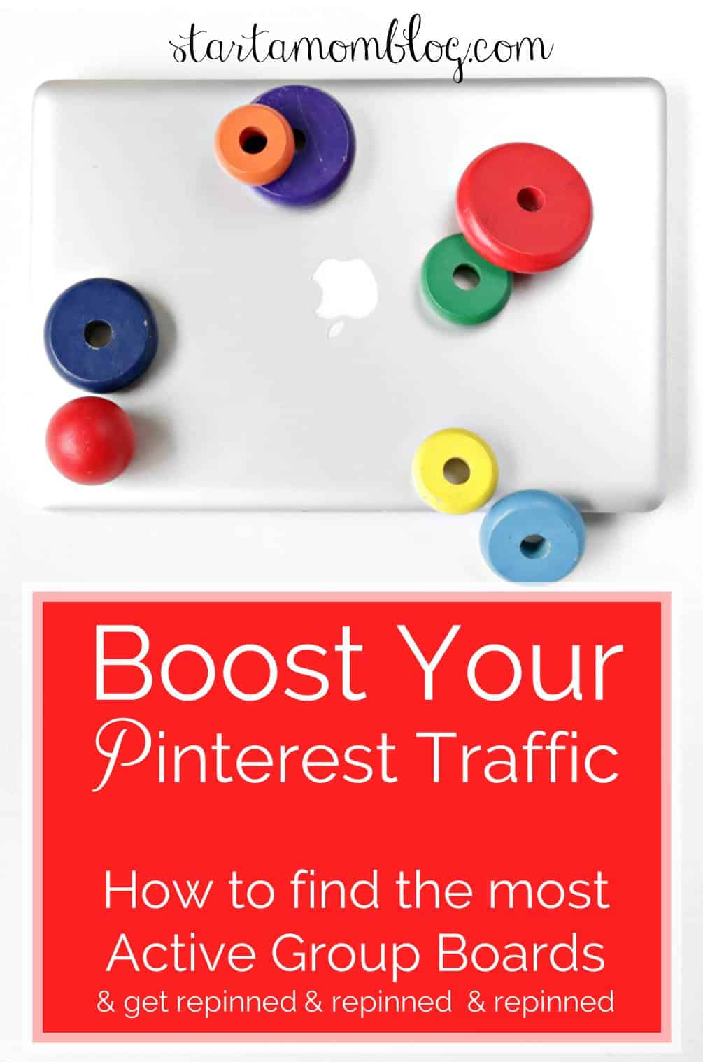 Boost Your Pinterest Traffic - How to find the most active group boards - www.startamomblog.com
