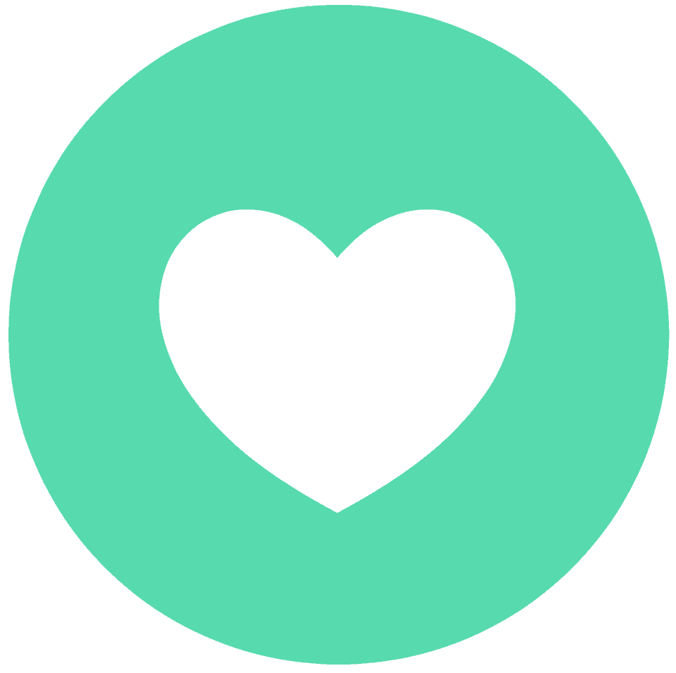 Heart Icon startamomblog