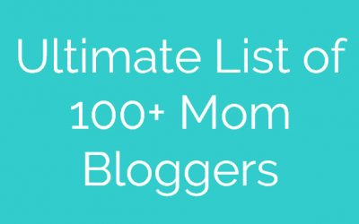 Ultimate List of 100+ Mom Bloggers Names and Ideas
