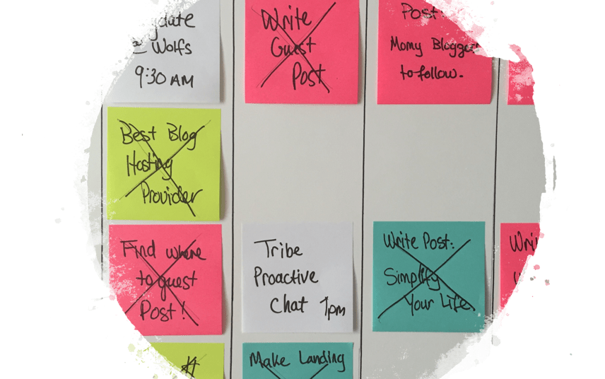 mom time management schedule