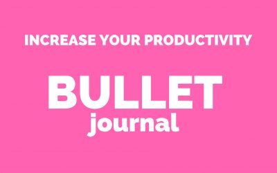 How to Start a Super Productive Bullet Journal