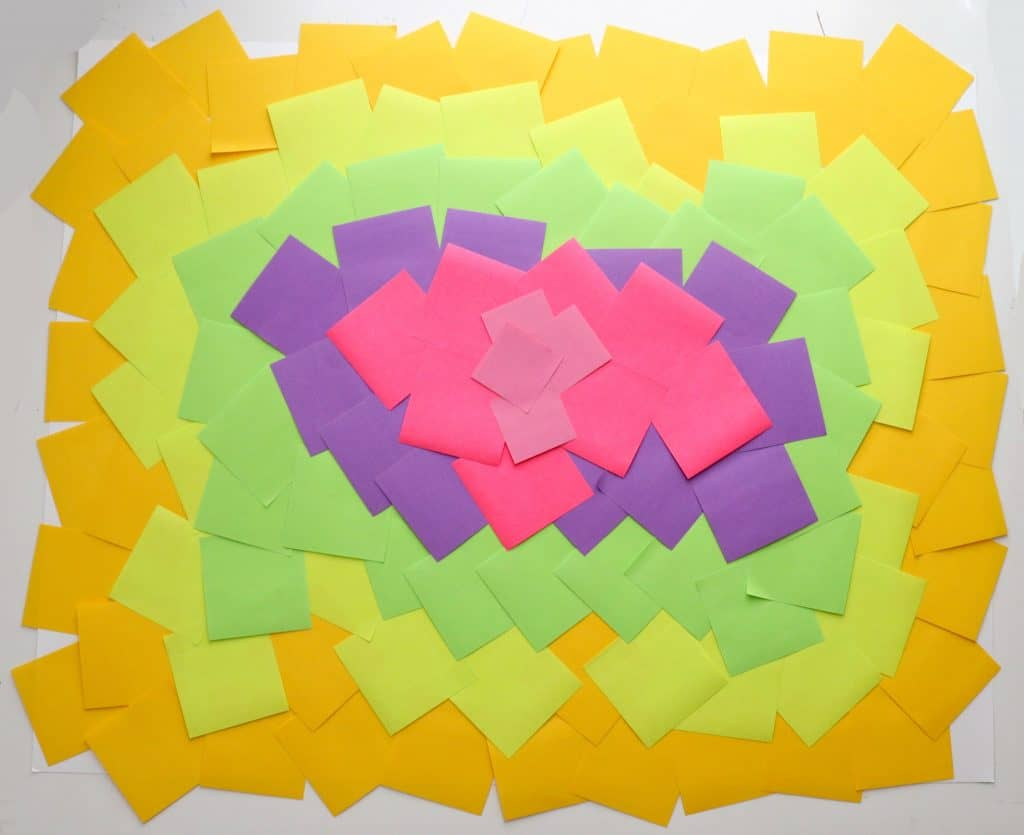 star-post-it-notes