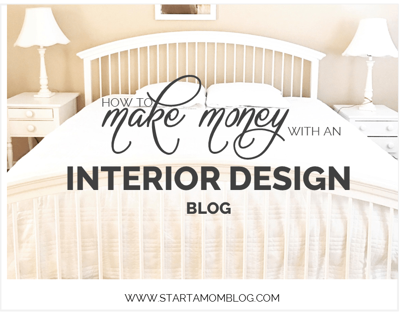 How to make money with an interior design blog start a for Interior design blogs