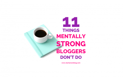 Mentally Strong Bloggers