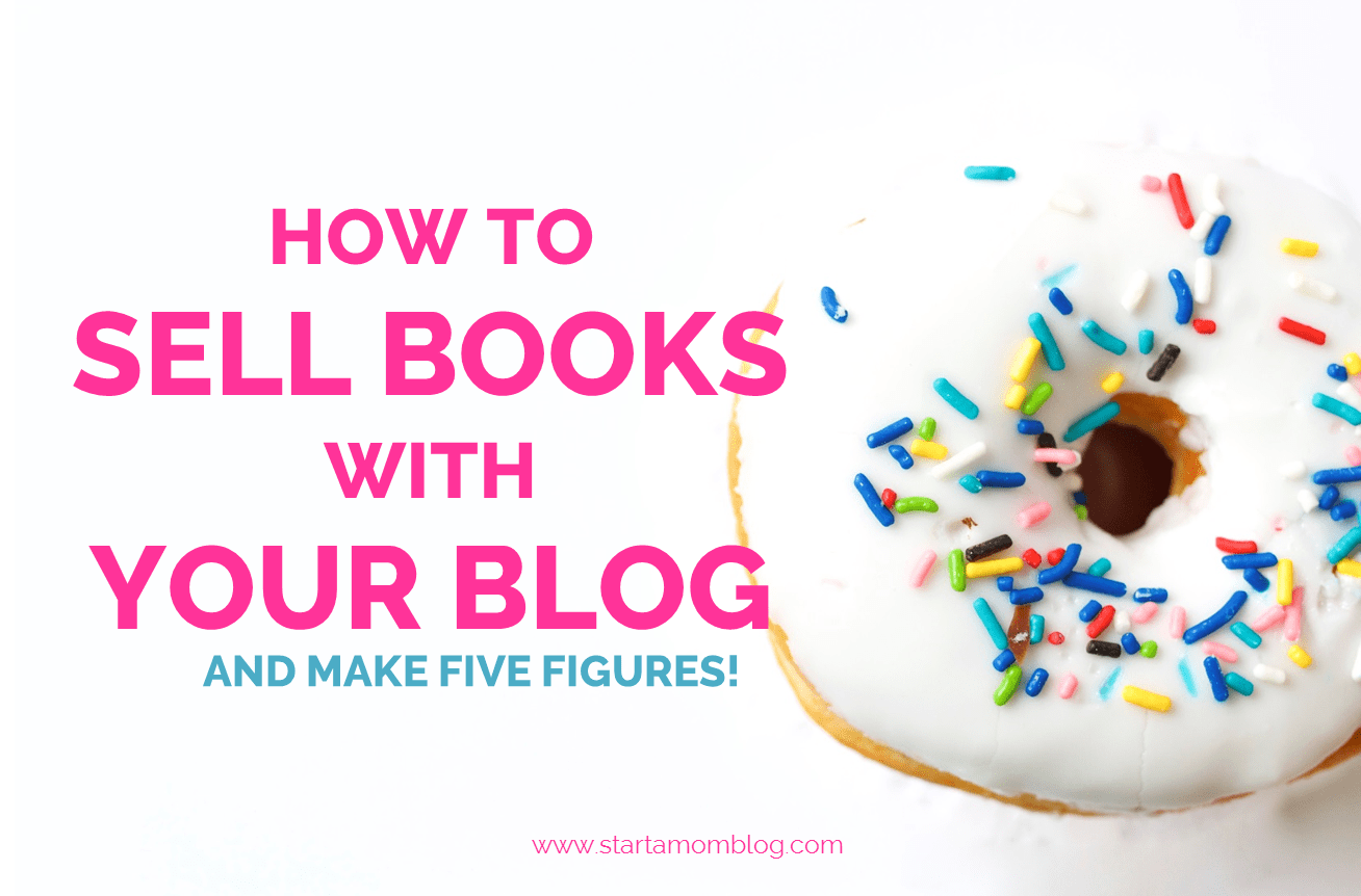 How to Sell Books with your Blog