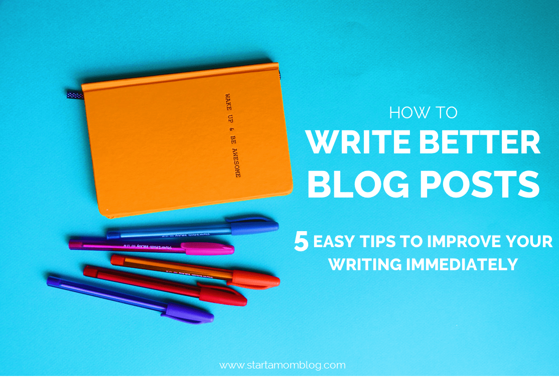 How to write better blog posts using these 5 tips to improve your sentences fi