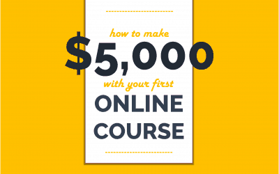 The Busy Parent's Guide to Launching a $5,000 Online Course