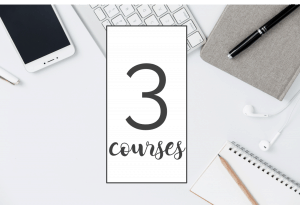 Make Your First 100 Blogging courses