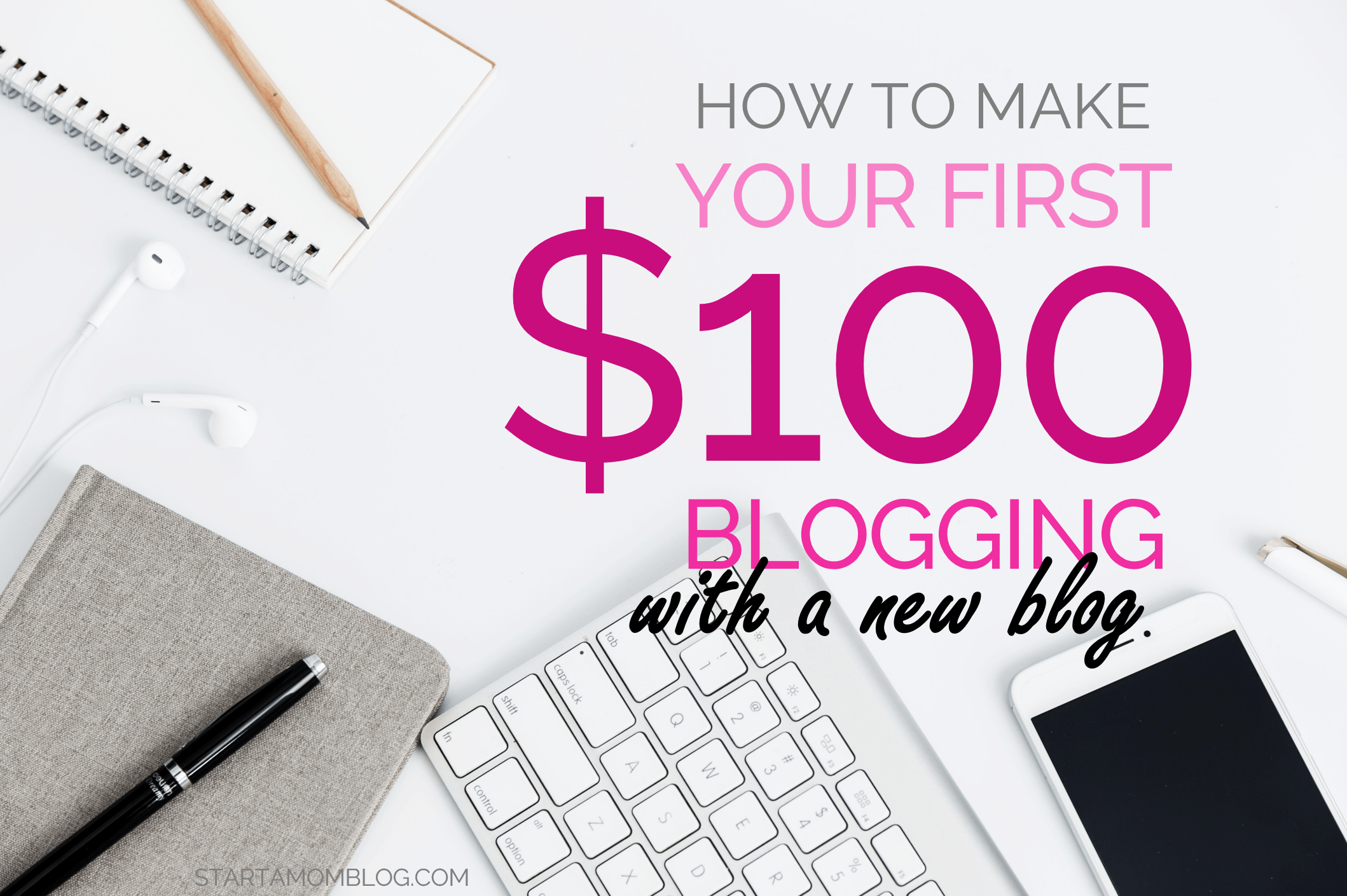 How to make your first 100 blogging start a mom blog for How to build a blog