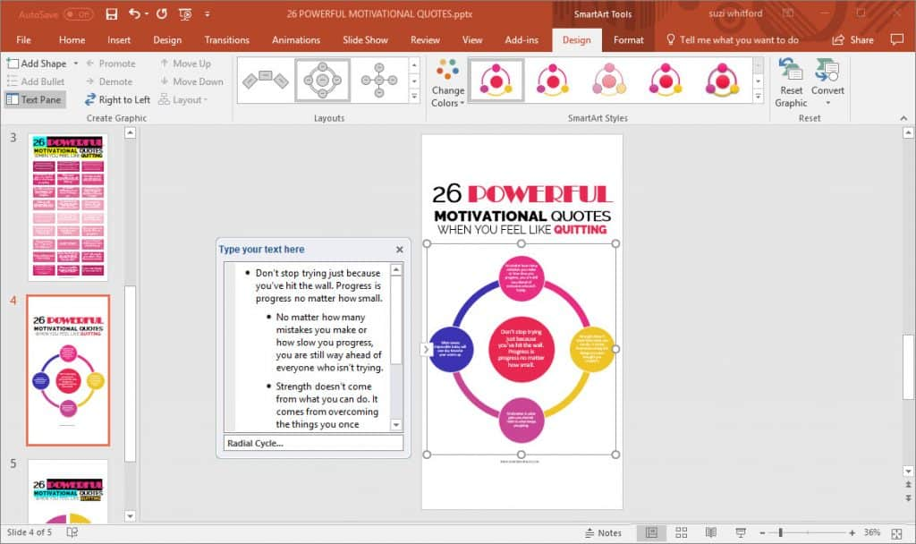 How to create printables with powerpoint