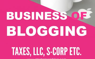 The Business Side of Mom Blogging – Complete Guide