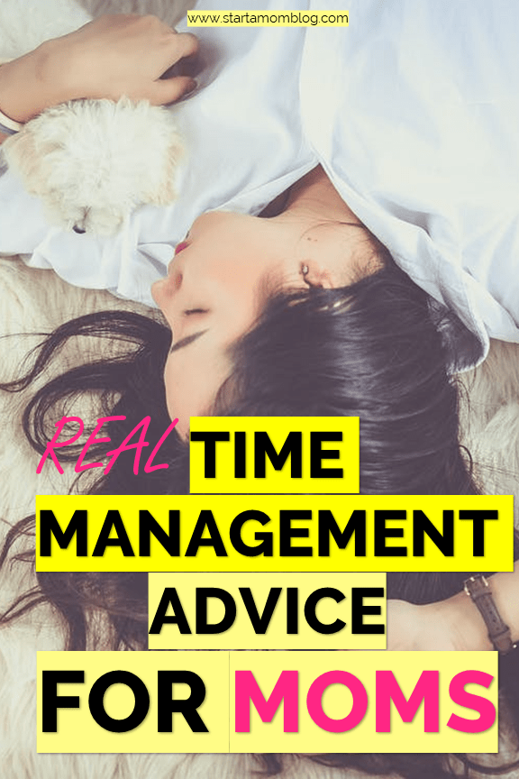 Super awesome time management tips for moms who work from home #timemanagement #momhacks #productivity