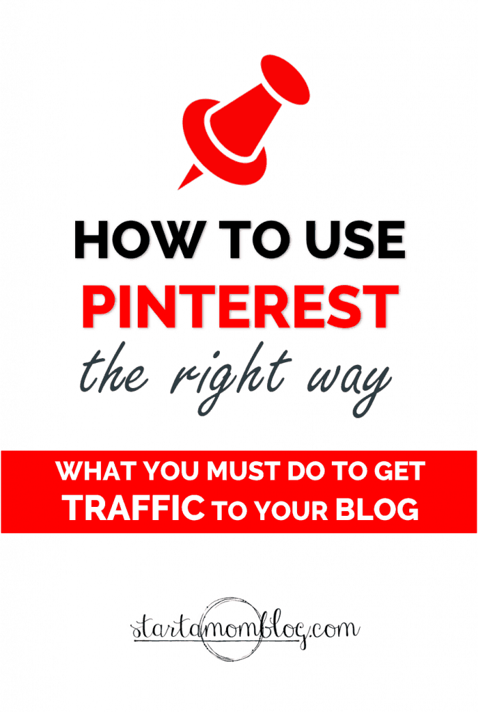 How to use Pinterest to get traffic to your blog