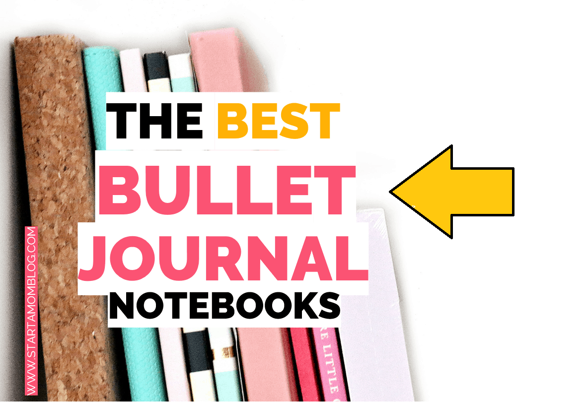 Best bullet journal notebooks cheap affordable pretty square fi