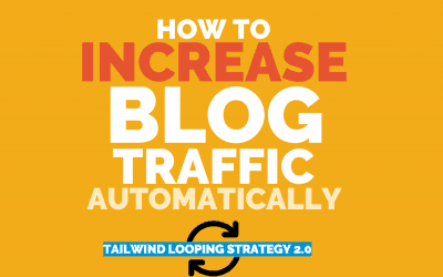 How Tailwind Exploded my Pinterest Traffic