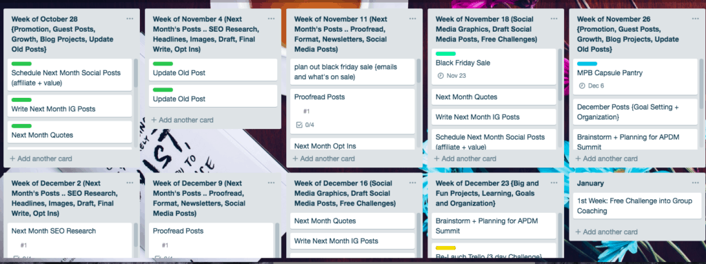 Trello-Board-Bloggers-Quarterly-Planning
