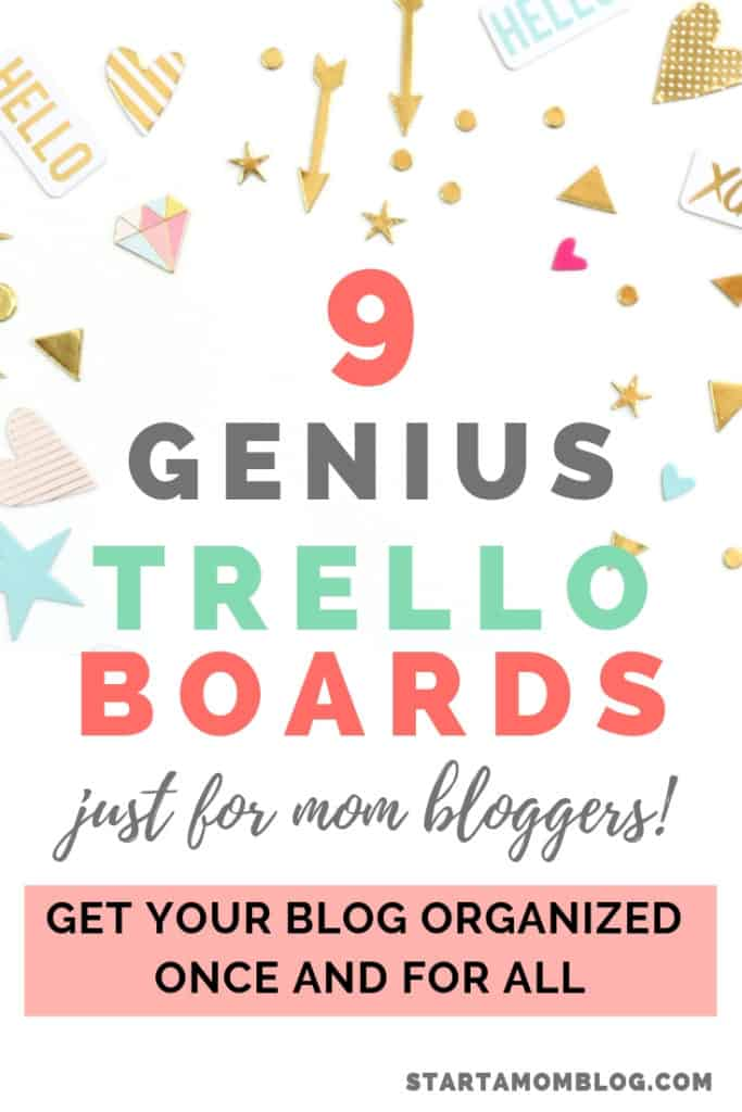 Genius Trello boards mom bloggers P4