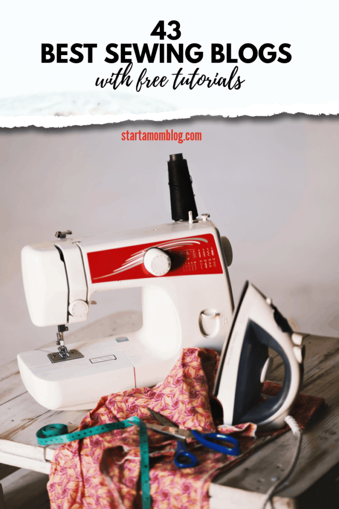 Best sewing blogs with tutorials to learn how to sew.