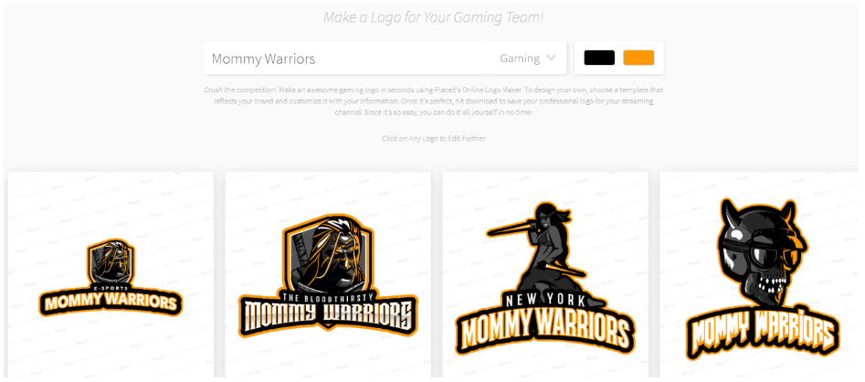 mommy warrior logo