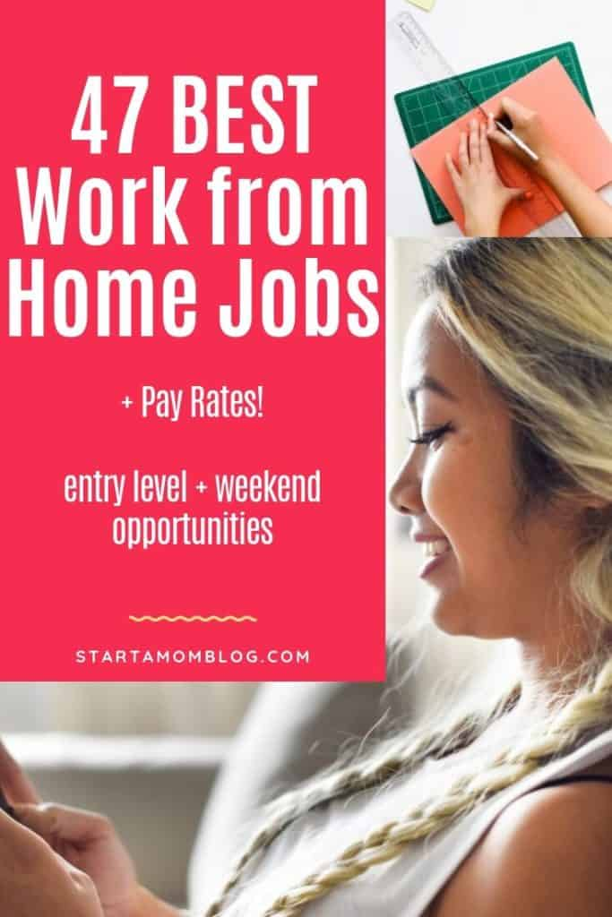 Great Work from Home Jobs