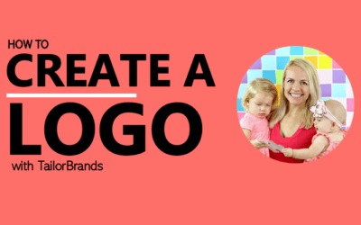 How to Create a Logo for Your Blog with Tailor Brands