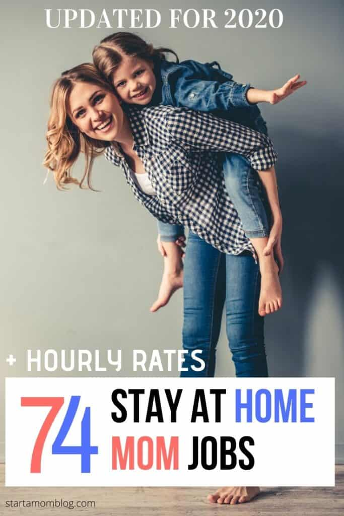 72 Legitimate Stay At Home Mom Jobs Hourly Rates For 2020