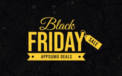 AppSumo 2020 BlackFriday Deals