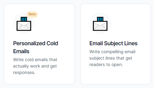 How to write email copy with Jarvis