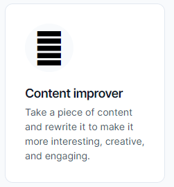How to write and improve your content with Jarvis