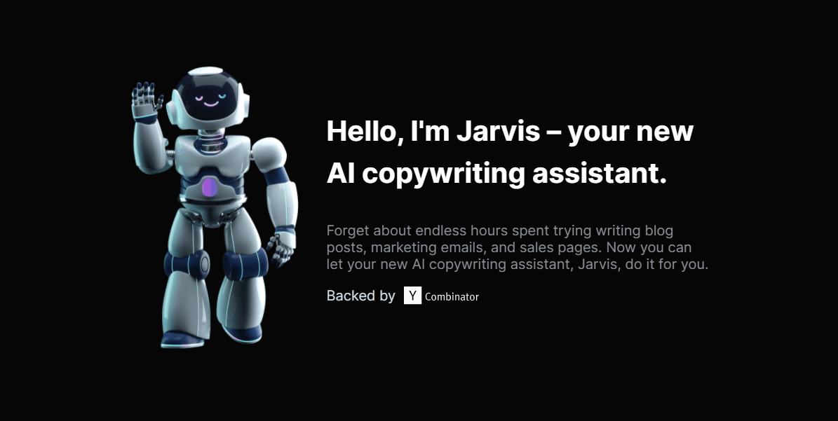 What is Jarvis ai content writer