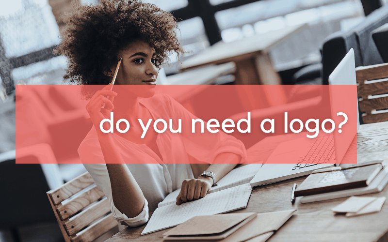 do you need a logo for your mom blog