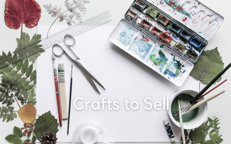 sell crafts from home