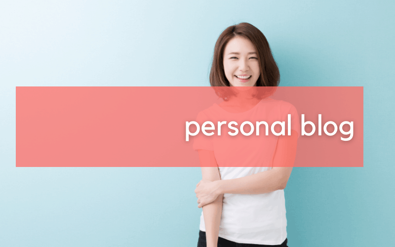 types of blogs that make money - personal blogs